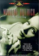 Marlene Dietrich: Her Own Song Movie