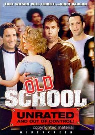 Old School: Unrated (Widescreen) Movie