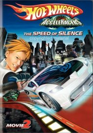 Hot Wheels AcceleRacers: Movie 2 - The Speed Of Silence Movie