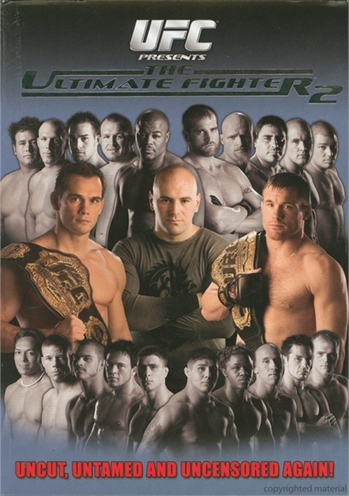 UFC: The Ultimate Fighter - Season 2 Movie