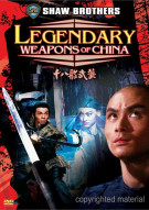 Legendary Weapons Of China Movie