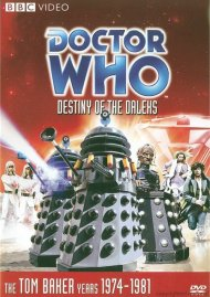 Doctor Who: Destiny Of The Daleks Movie