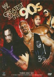 WWE: Greatest Stars Of The 90s Movie