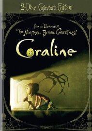 Coraline: Collectors Edition Movie