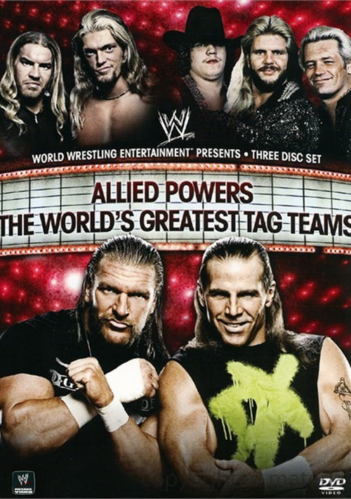 WWE: Allied Powers - The Worlds Greatest Tag Teams Movie
