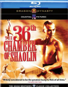 36th Chamber Of Shaolin, The Blu-ray