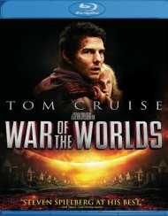 War Of The Worlds (2005) Blu-ray