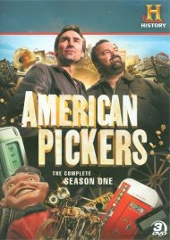American Pickers: The Complete Season 1 Movie