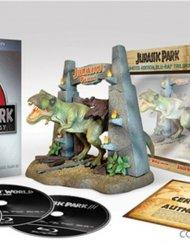 Jurassic Park: Ultimate Trilogy (Blu-ray + Digital Copy Gift Set) Blu-ray
