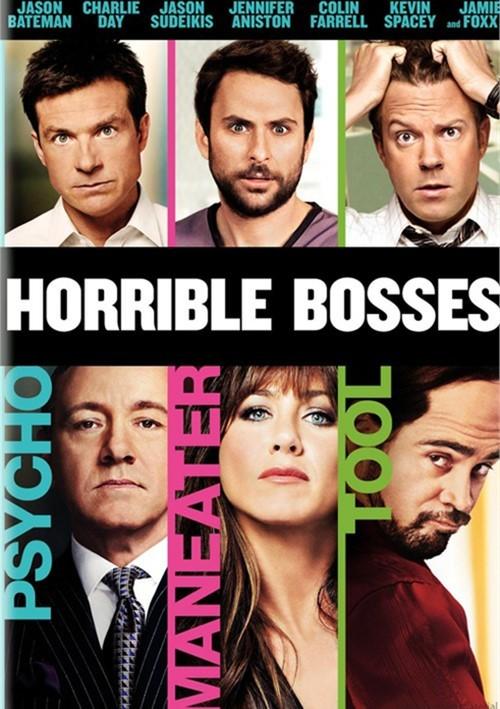 Horrible Bosses Movie