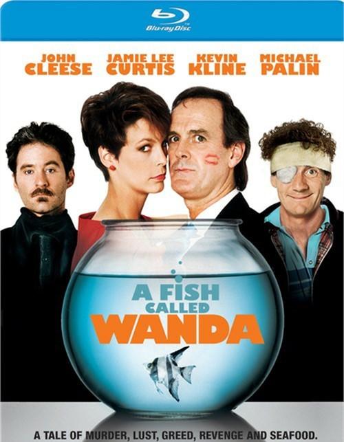 Fish Called Wanda, A Blu-ray