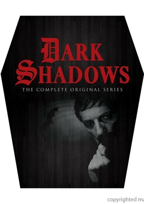Dark Shadows: The Complete Original Series - Limited Edition Movie