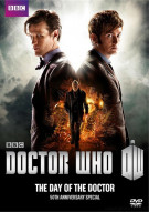 Doctor Who: The Day Of The Doctor Movie