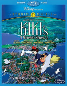 Kikis Delivery Service (Blu-ray + DVD Combo) Blu-ray