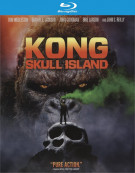 Kong: Skull Island (Blu-ray + DVD + Digital HD) Blu-ray