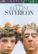 Fellini: Satyricon Movie