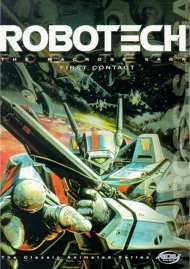 Robotech 1: The Macross Saga - First Contact Movie