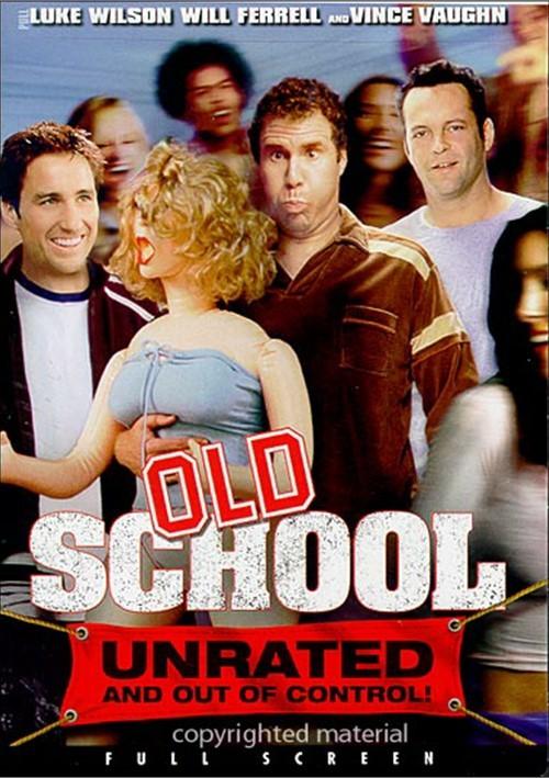 Old School: Unrated (Fullscreen) Movie