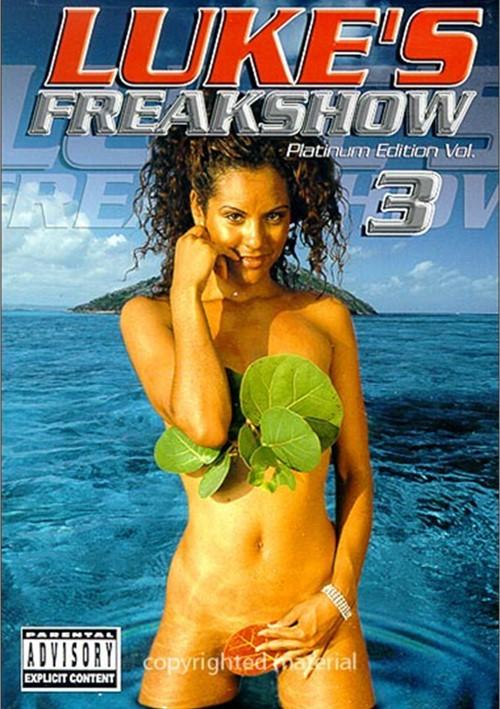 Lukes Freakshow: Platinum Edition 3 Movie