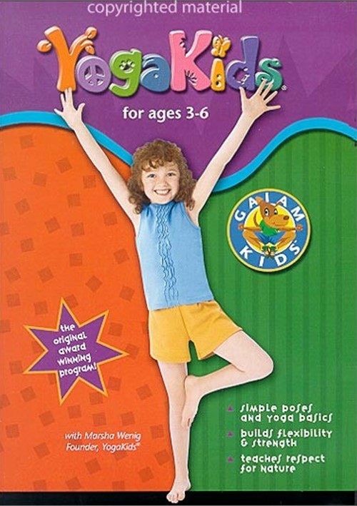 Yoga Kids Movie