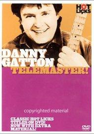 Danny Gatton: Telemaster! Movie