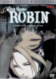 Witch Hunter Robin: Anime Legends Complete Collection Movie