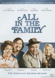 All In The Family: The Complete Second Season (Repackaged) Movie