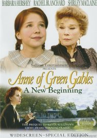 Anne Of Green Gables: A New Beginning Movie
