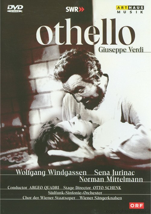 Verdi: Othello Movie