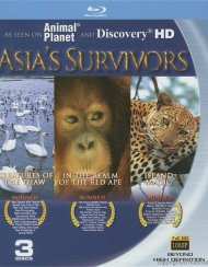 Asias Survivors Blu-ray