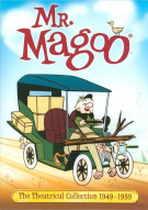 Mr. Magoo: The Theatrical Collection 1949-1959 / 1001 Arabian Nights (Double Feature) Movie