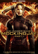 Hunger Games, The: Mockingjay Part 1 (DVD + UltraViolet) Movie
