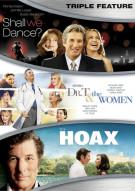 Richard Gere Triple Feature (DVD + UltraViolet) Movie
