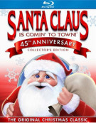Santa Claus Is Comin To Town: 45th Anniversary Collectors Edition Blu-ray