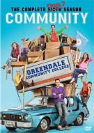 Community: The Complete Sixth Season Movie