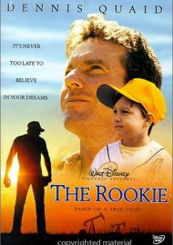 Rookie, The (Widescreen) Movie