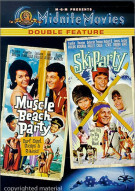Muscle Beach Party/ Ski Party (Double Feature) Movie