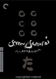 Seven Samurai: 3 Disc Edition - The Criterion Collection Movie
