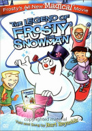 Legend Of Frosty The Snowman, The Movie