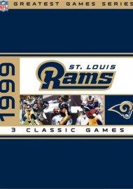 NFL Greatest Games Series: St. Louis Rams 1999 Playoffs Movie