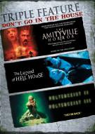 Amityville Horror, The (2005) / The Legend Of Hell House / Poltergeist II / Poltergeist III (Quadruple Feature) Movie