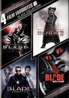 4 Film Favorites: Blade Collection Movie