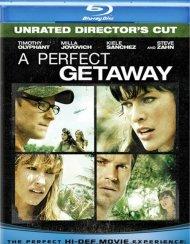 Perfect Getaway, A: Unrated Directors Cut Blu-ray