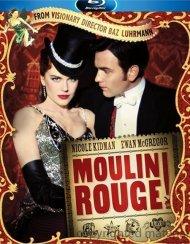 Moulin Rouge! Blu-ray