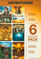 6 Movie Pack: Adventures! Movie