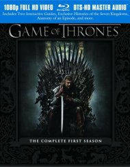 Game Of Thrones: The Complete First Season Blu-ray