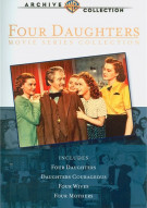 Four Daughters: Movie Series Collection Movie