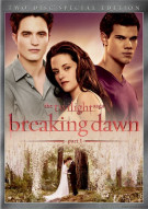 Twilight Saga, The: Breaking Dawn - Part 1 - Two Disc Special Edition Movie