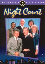 Night Court: The Complete Fifth Season Movie
