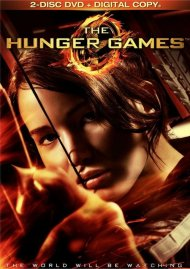 Hunger Games, The (DVD + Digital Copy) Movie